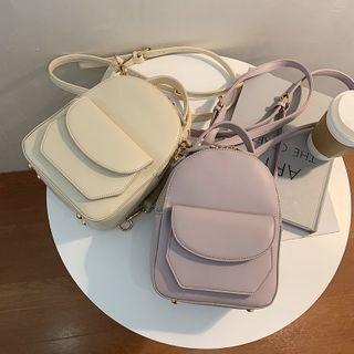 Shinian - 仿皮背包