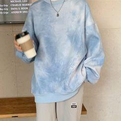Rorah(ロラ) - Tie Dye Sweatshirt