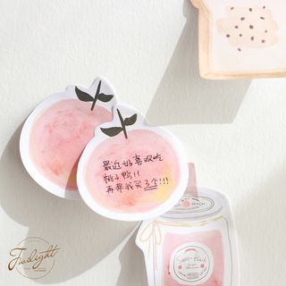 OH.LEELY - Food Print Sticky Note (Various Designs)