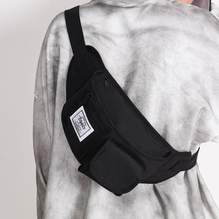 SUNMAN - Canvas Sling Bag