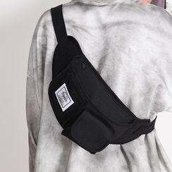 SUNMAN - Canvas Sling Bag