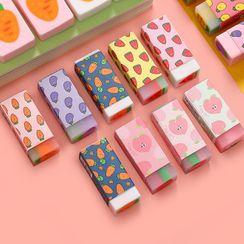 Minji - Fruit Print Eraser