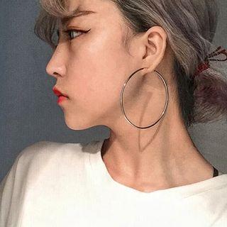 Parapara - Oversized Hoop Earring (Various Sizes)