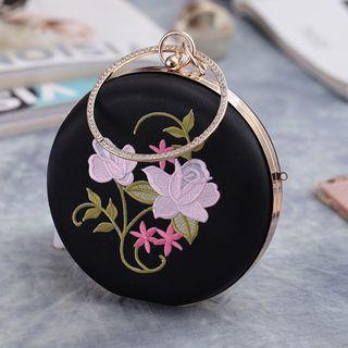 Moonflower - 刺绣手提包
