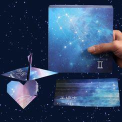 Yogow - 星星印花摺紙