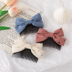 HIME - Ribbon Hair Comb