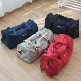 Evorest Bags - Travel Lettering Carryall Bag