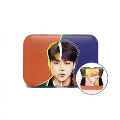 MTPR - BTS Jimin Face Illustration Contact Lens Case