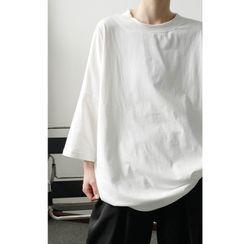 Citigleam - 3/4-Sleeve T-Shirt