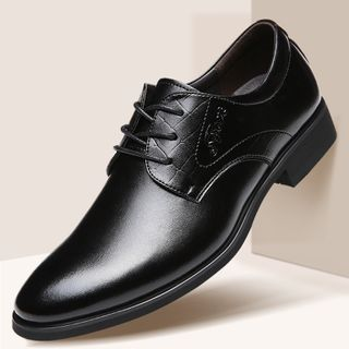 Junster - 真皮牛津鞋
