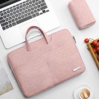 ZYUN - Laptop Briefcase / Charger Pouch / Set