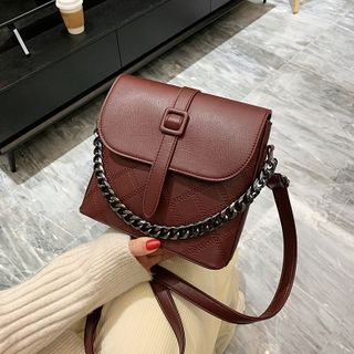 Bagtrix - Faux Leather Crossbody Bag