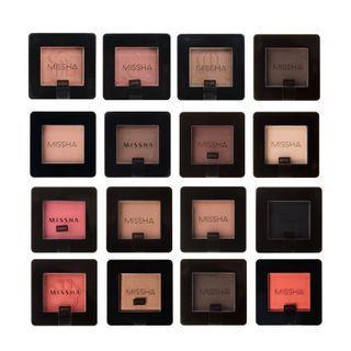 谜尚 - Modern Shadow Matt (27 Colors)