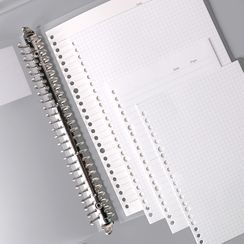 Hekki - A5 / B5 Loose Leaf Notebook