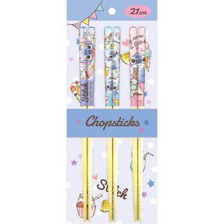 T'S Factory - Stitch Chopsticks Set