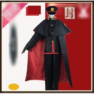 Mikasa - Toilet-Bound Hanako-kun Cosplay Costume Set