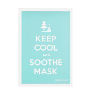 KEEP COOL - Soothe Intensive Calming Mask Set