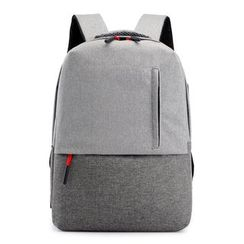 Genova - Laptop Backpack With USB Charging Port