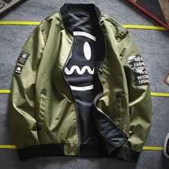 FORSETI - Reversible Bomber Jacket
