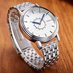 YAZOLE - 不鏽鋼帶式手錶