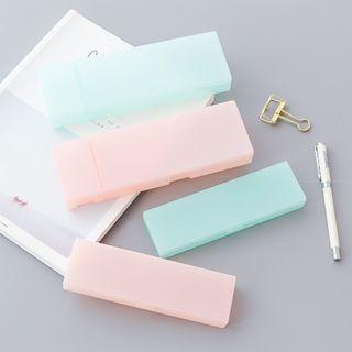 Dukson - Translucent Pencil Case