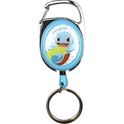 T'S Factory - Pokemon Reel Key Holder (Squirtle)