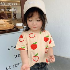 LUSON - 小童卡通印花套衫 / 短袖T裇