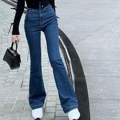 monroll - Boot-Cut Jeans