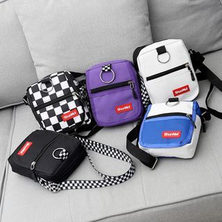 Perlin - Zip Lightweight Crossbody Bag