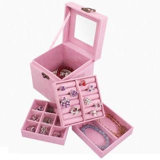 Yelimi - Triple Layers Jewelry Box