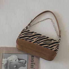 NiniChloe - Zebra Print Handbag