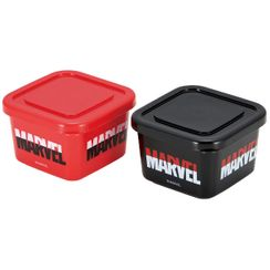 Skater - MARVEL Square Food Box Set 180ml (2 Pieces)