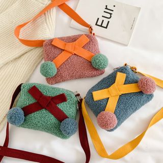 NewTown - Furry Crossbody Bag