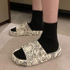 Honkizz - 印花家居拖鞋