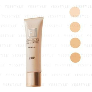 DHC - Pure Color Mineral Watery Foundation SPF 22 PA++ - 4 Types