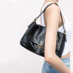 Mirandopa - Faux Leather Tote Bag