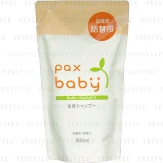TAIYO YUSHI - Pax Baby Body Shampoo Refill