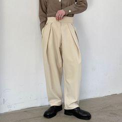 Bjorn - Wide Leg Pants