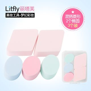 丽塔芙 - 化妆棉 (5件)