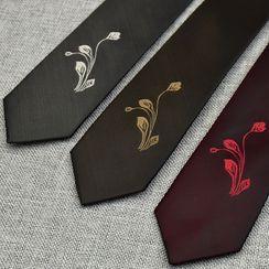 NINIRUSI - Embroidered Neck Tie