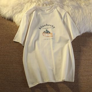 Honey River - Short-Sleeve Print T-Shirt