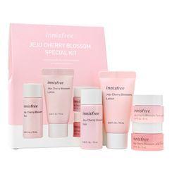 innisfree - Jeju Cherry Blossom Special Kit