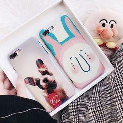 SUGOI - iPhone 6 / 6S / 6 Plus / 6S Plus / 7 / 7 Plus / 8 / 8 Plus / X Case