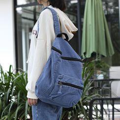 Loveloads - Washed Canvas Backpack