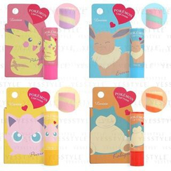 Lovisia - Pokemon Lip Cream - 4 Types