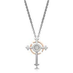 Kenny & co. - 十字架水晶項鏈