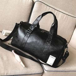 ETONWEAG(エトンウィーグ) - Faux-Leather Carryall Bag