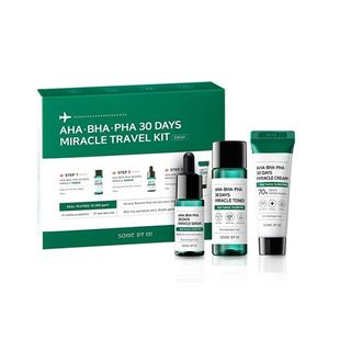 SOME BY MI - AHA, BHA, PHA 30 Days Miracle Travel Kit