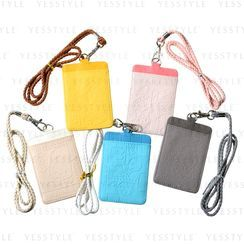 Sanrio - Embossed Card Holder - 11 Types