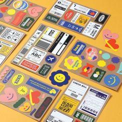 Full House - Sticker (various designs)